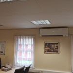 Kingswood Air Conditioning - Projects, Mech Eng Co., Bedford